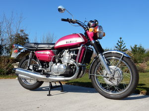 Suzuki GT750J  1972 For Sale