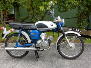 Suzuki ASS100  1971  98cc For Sale