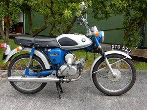 Suzuki ASS100  1971  98cc