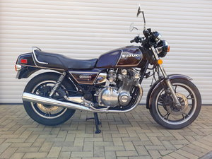 1982 Suzuki GS1100G Excellent Condition 15k miles