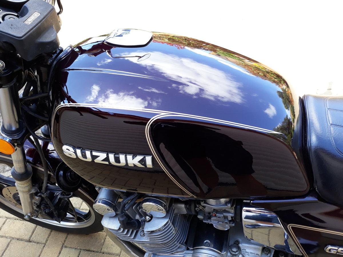1982 Suzuki GS1100G Excellent Condition 15k miles For Sale