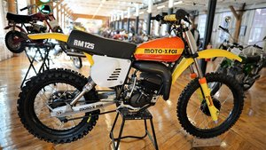 1978 Moto Fox Suzuki 125