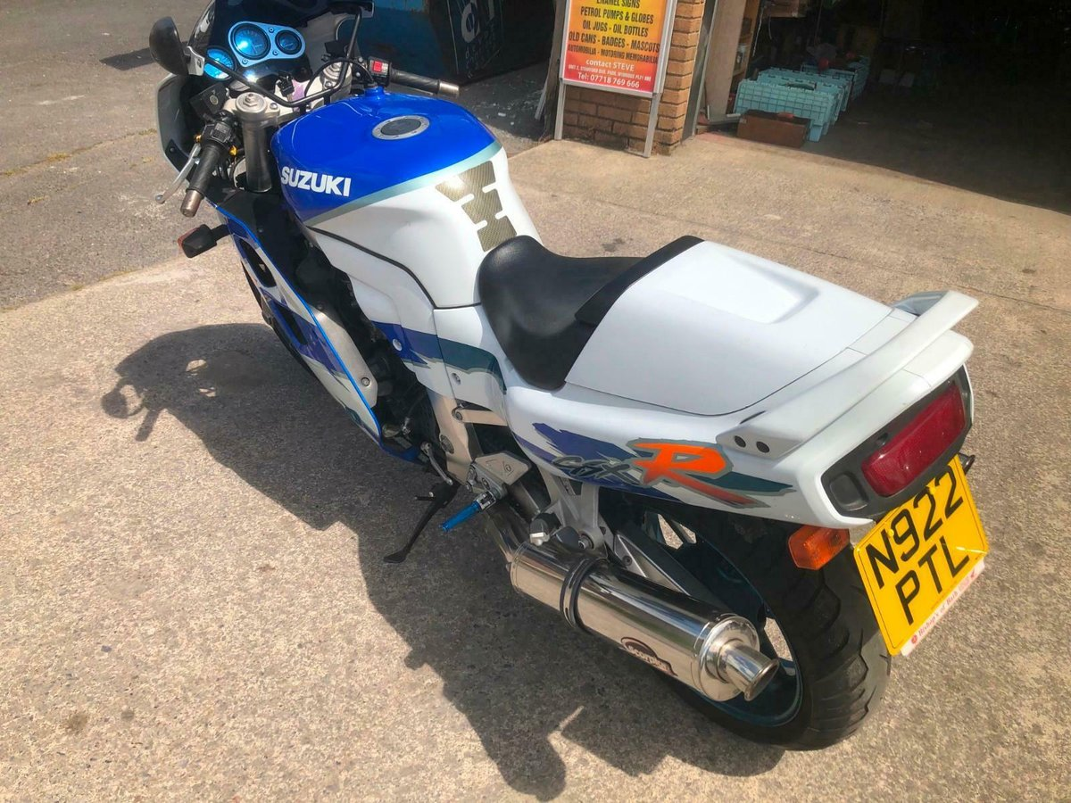 SUZUKI GSXR 1100 1996 STOCK CLEARANCE For Sale (picture 6 of 6)