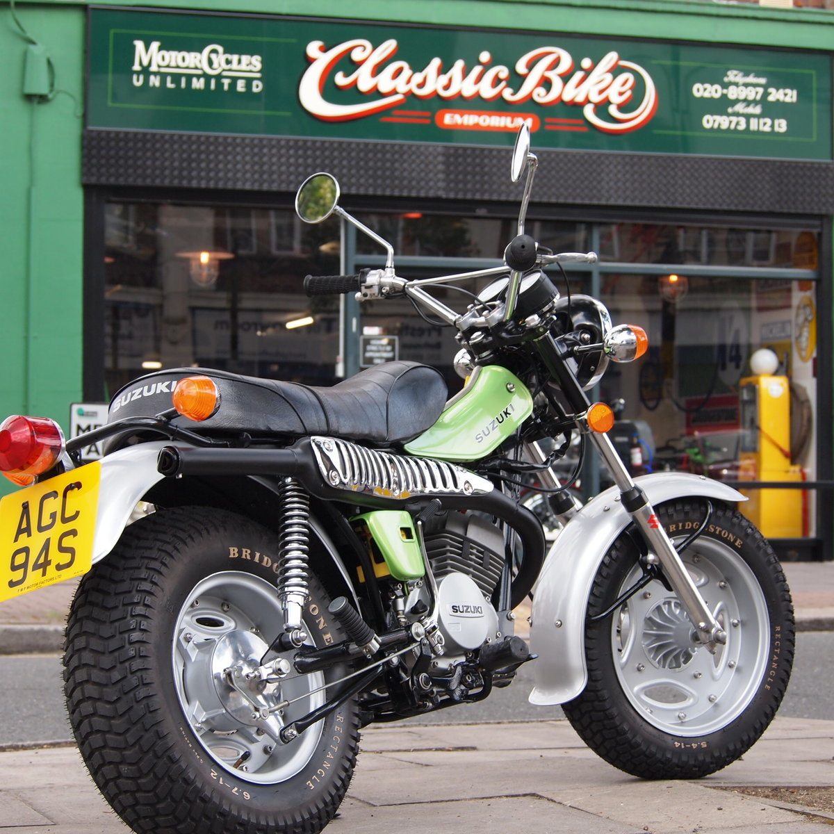 1978 Original Suzuki 70's Iconic Sandbike. RESERVED FOR CHRIS. SOLD (picture 1 of 6)