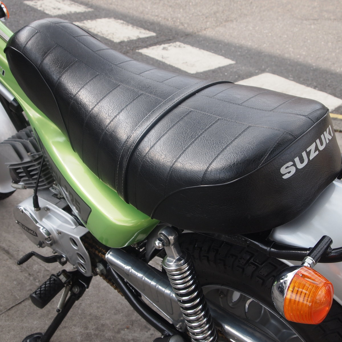 1978 Original Suzuki 70's Iconic Sandbike. RESERVED FOR CHRIS. SOLD (picture 3 of 6)