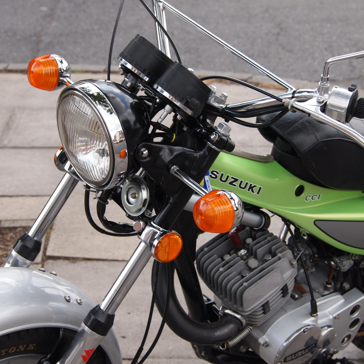 1978 Original Suzuki 70's Iconic Sandbike. RESERVED FOR CHRIS. SOLD (picture 5 of 6)