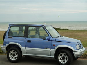 1999 VITARA 1.6 JX 4U Ltd EDITION 5DR 4X4 LOW MILEAGE DRIVES WELL