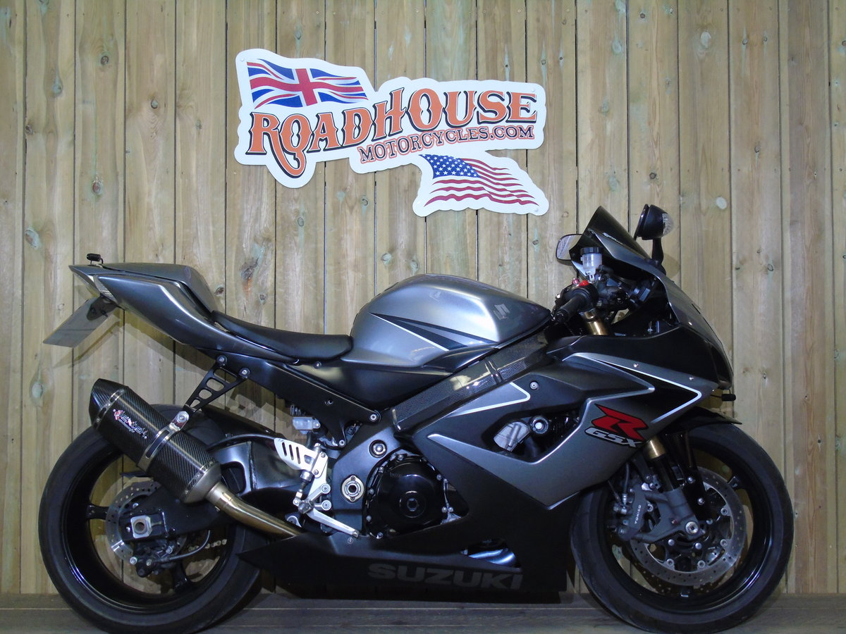 2006 Suzuki GSXR 1000 K6 Only 12000 Miles From New ** UK Delivery