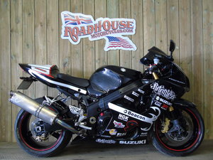 2003 Suzuki GSXR GSXR1000 Relentless Colours UK Delivery
