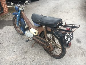 Suzuki 1967 Motorcycle barn find For Sale