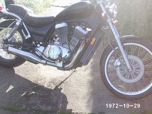 suzuki vs750 intruder 1986 For Sale