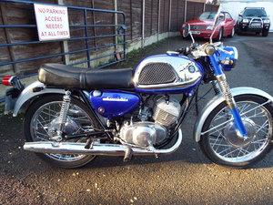 Suzuki T20 Super-six 1966 250cc For Sale