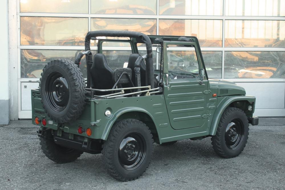 1982 Suzuki LJ 80 Frame Off Restoration For Sale (picture 2 of 6)