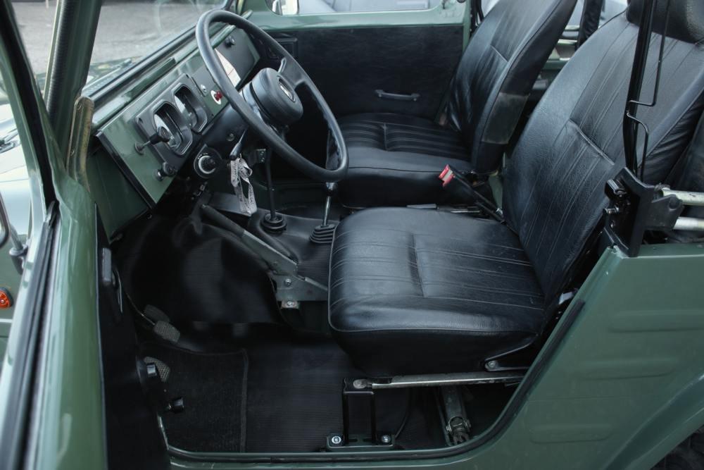 1982 Suzuki LJ 80 Frame Off Restoration For Sale (picture 3 of 6)
