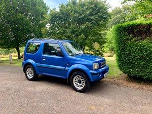 suzuki jimny jlx! 55k mls! Wow! Kashmir blue! 2003