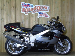 1999 Suzuki GSXR 750 SRAD Long Mot Hpi Clear  For Sale