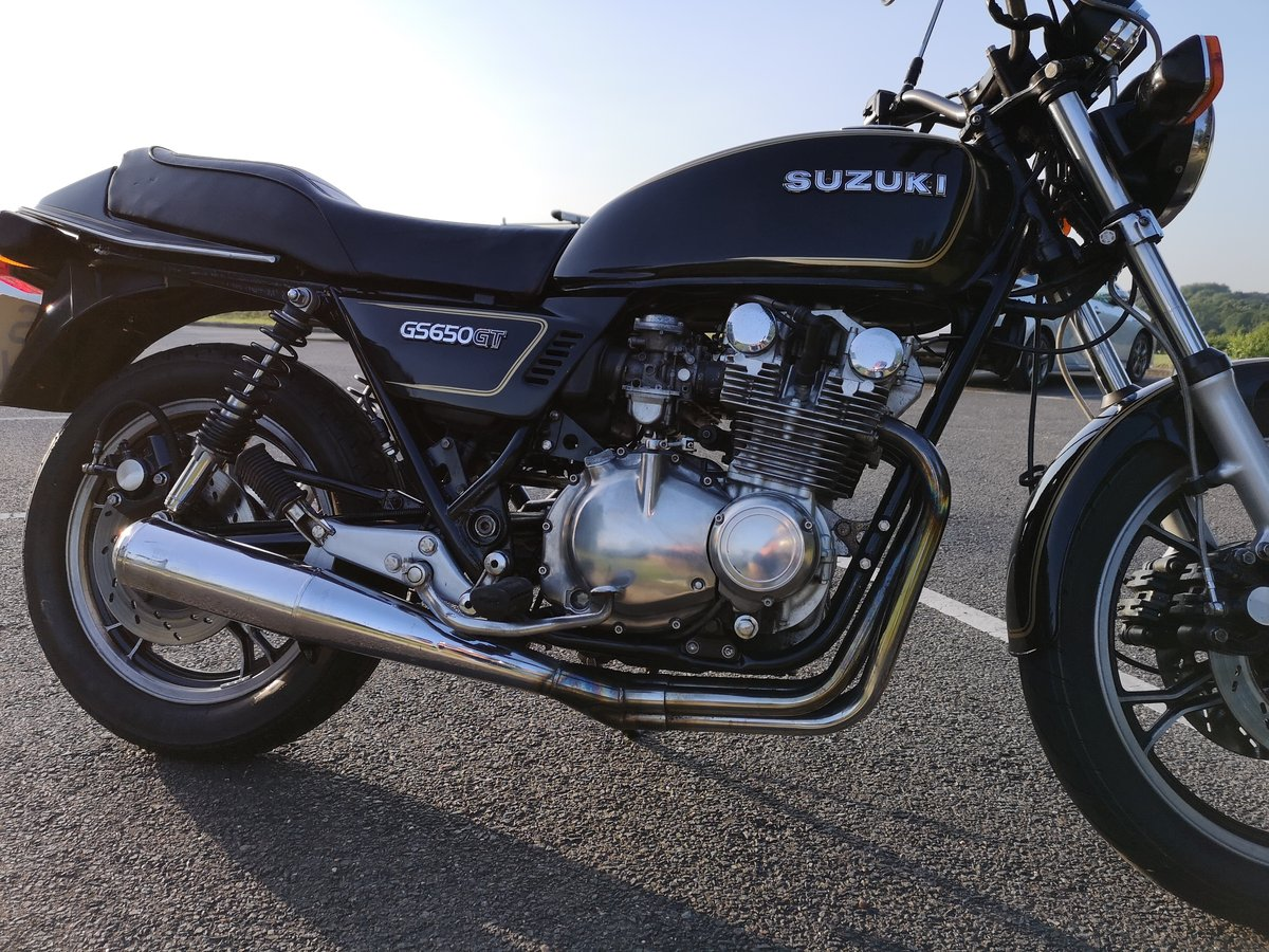 1983 Suzuki GS 650 in good condition For Sale | Car And Classic