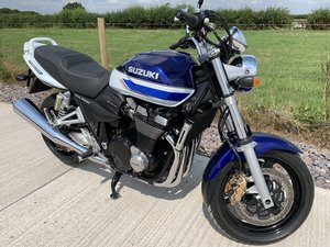 2002 Suzuki GSX 1400 For Sale
