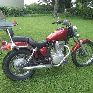 1987 Suzuki Savage 400