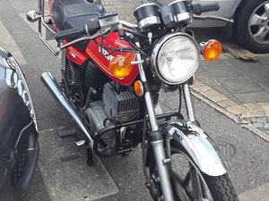 1981 Suzuki Gt200 x5 For Sale