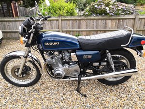 1979 Suzuki GS100 For Sale