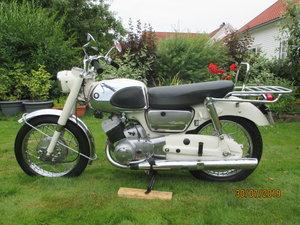 1963 Suzuki T10