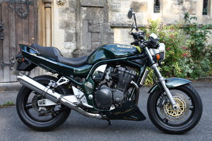 1999 Suzuki GSF 1200 Bandit Genuine Classic investment For Sale