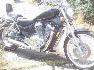 1986 Suzuki vs750 intruder