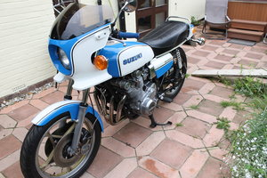 1979 Suzuki GS1000s  uk model For Sale