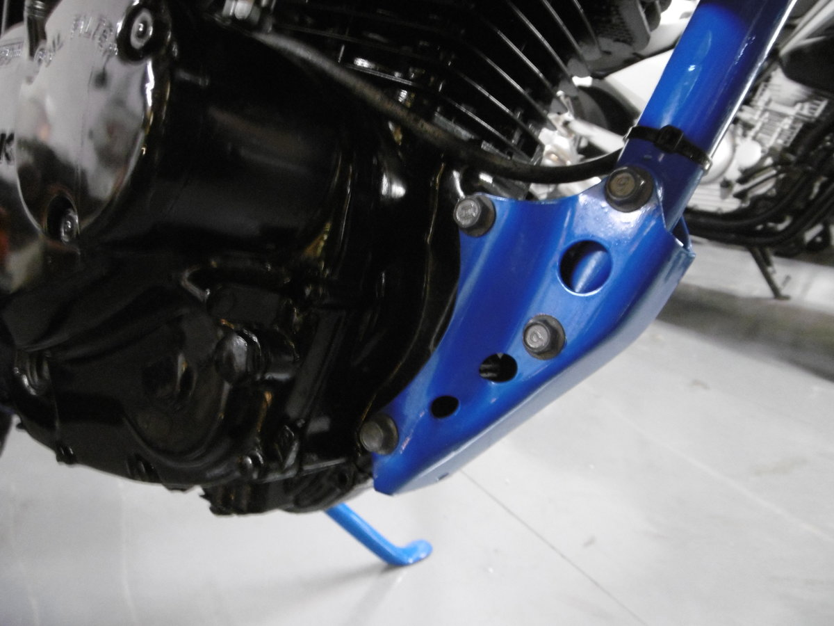 1987 Suzuki DR125 Stunning Full nut and bolt restoration  For Sale (picture 5 of 6)