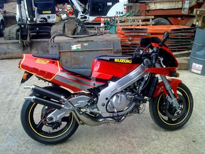 1992 Rgv250 vj22a - unique example