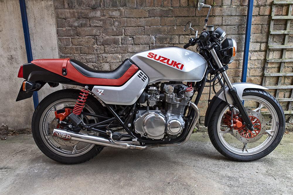 1981 Suzuki GS550 Katana - Rare Bike For Sale   Car And Classic