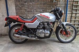 1981 Suzuki GS550 Katana - Rare Bike For Sale