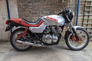1981 Suzuki GS550 Katana - Rare Bike
