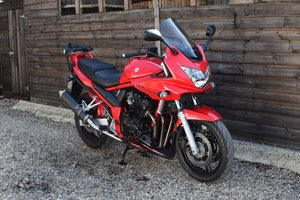 Suzuki GSF650 S-A K6 Bandit S ABS, 2006 06 Reg For Sale