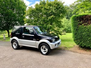 2003 Suzuki jimny o2 jlx soft top! 54k miles! (53) For Sale