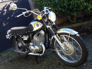 Picture of 1968 T500 COBRA World's First 500cc Dual Stroke!