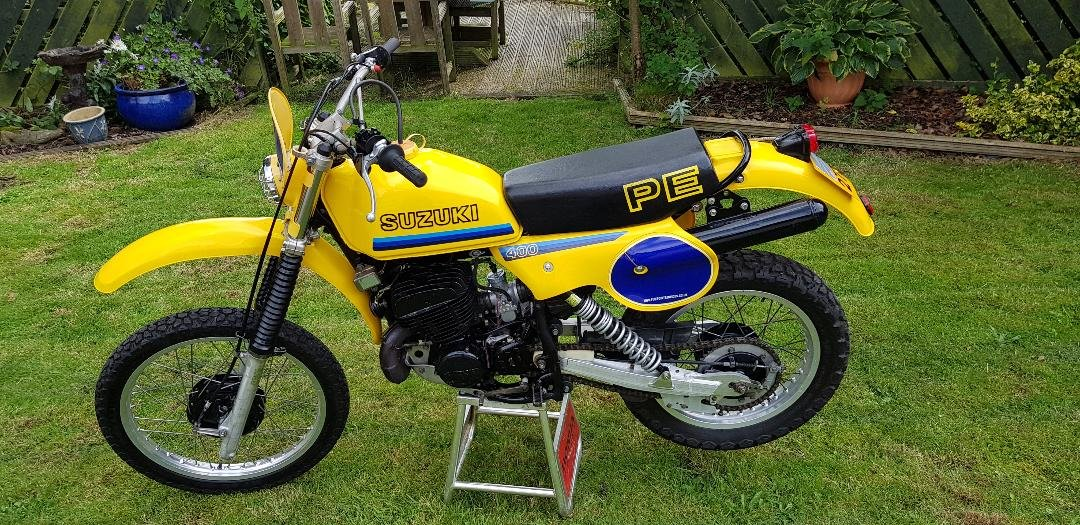 1980 PE 400 Regrettable Sale For Sale (picture 1 of 6)