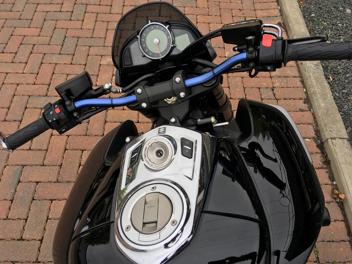2007 SUZUKI GSX 1300 BK B-KING For Sale (picture 5 of 6)