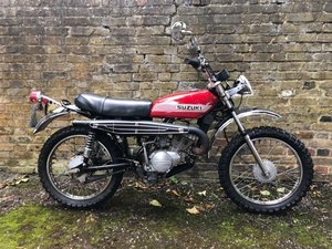 1972 Suzuki TS185 For Sale