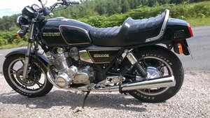 Suzuki GS1100G 1982 ** 2950 Miles only ** For Sale