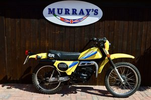 1981 Suzuki TS 185cc ER lovely classic For Sale
