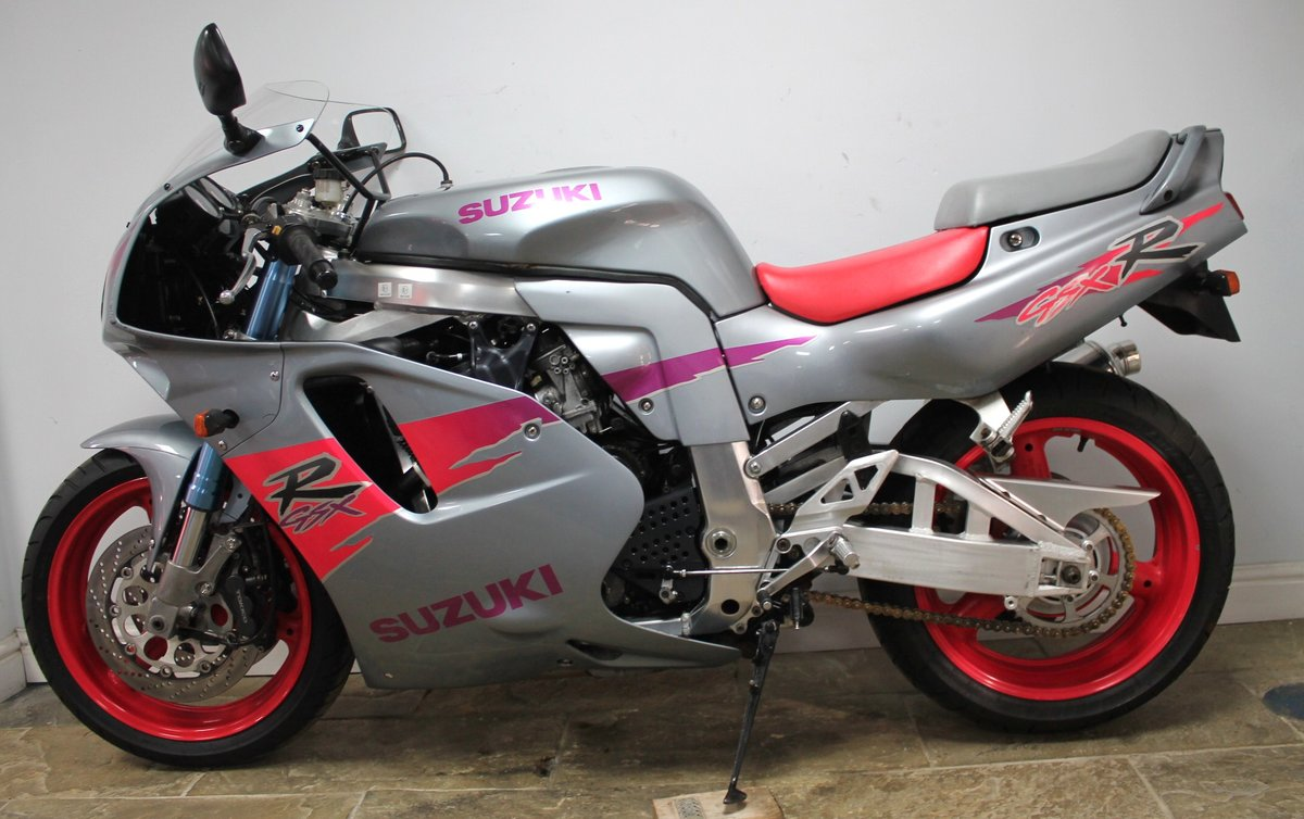 1994 Suzuki  GSXR 750 R WR Four Stroke DOHC SUPERB For Sale (picture 5 of 6)