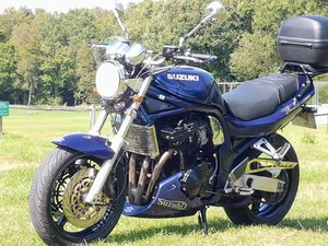 1997 Suzuki Bandit 1200 GSF1200 37K Tested with Video  For Sale