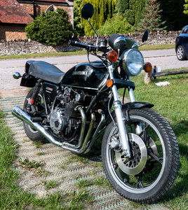 1981 GS550e is great overall condition runs well