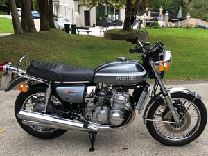 1974 GT750 Rebuilt engine For Sale