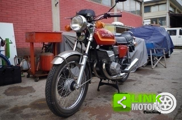 Suzuki GT 380 - Anno 1976 For Sale (picture 2 of 6)