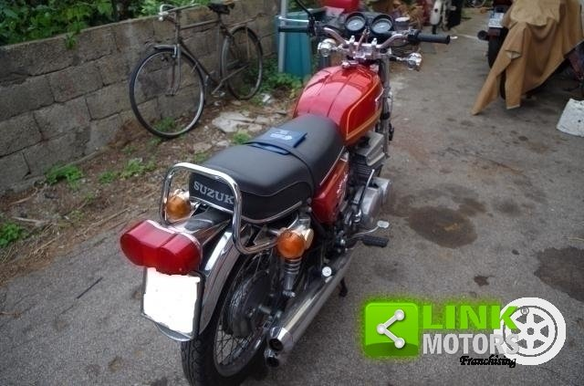 Suzuki GT 380 - Anno 1976 For Sale (picture 4 of 6)