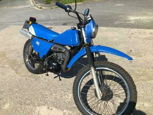 1982 SUZUKI TS185ER MAKE AN IDEAL PROJECT For Sale