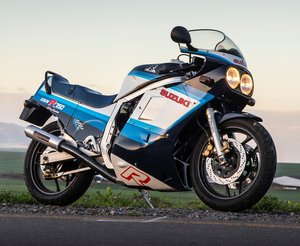 1986 Suzuki GSX-R 750 mint original condition 12000 km For Sale